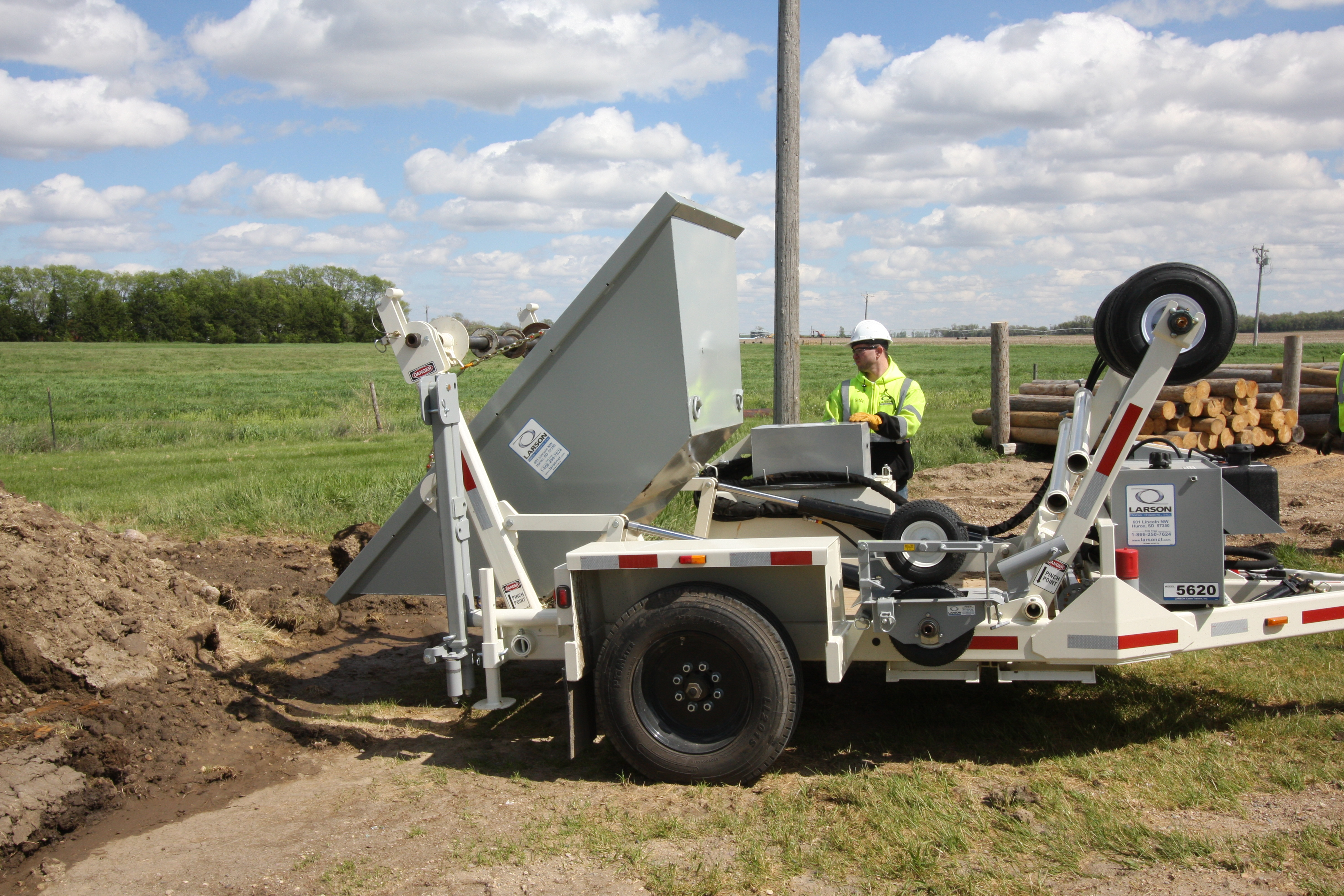 Admirable Lct 5620 Larson Cable Trailers Wiring 101 Taclepimsautoservicenl