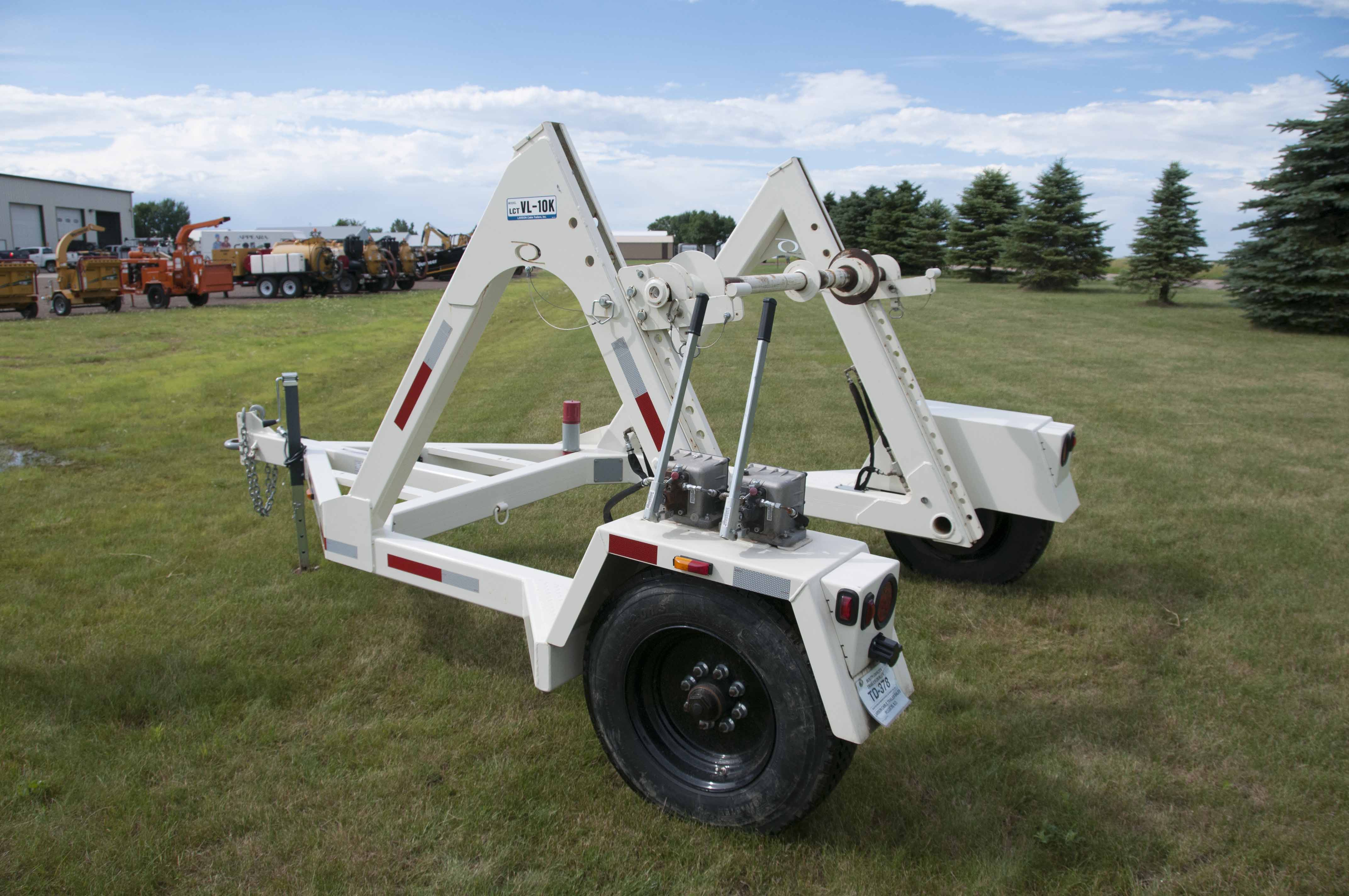 LCT VL-10K - Larson Cable Trailers